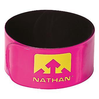 Nathan Reflex Snap Bands Pink 1013NPG