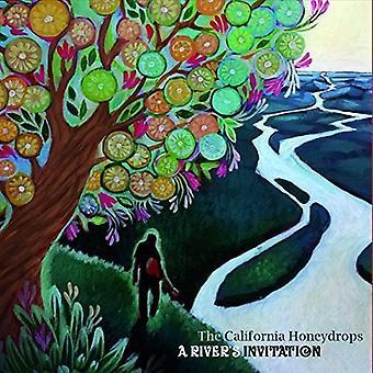 Californien Honeydrops - flodens Invitation [CD] USA importerer