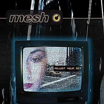 Mesh - justere din indstille [CD] USA import