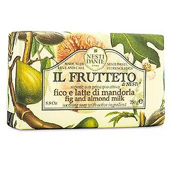 Il Frutteto Soothing Soap - Fig & Almond Milk - 250g/8.8oz