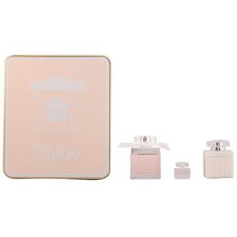 Chloe Eau De Toilette Vapo 75ml. + Body 100ml + Miniature (Perfumes , Packs)