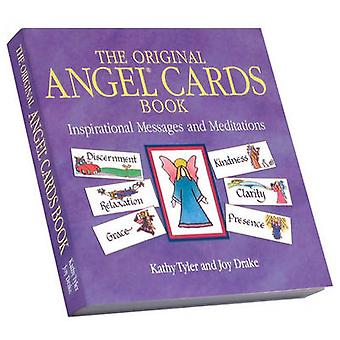The Original Angel Cards Book by Kathy Tyler & Joy Drake