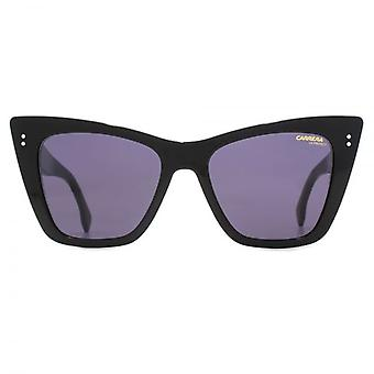 Carrera 1009 Cateye Sunglasses In Black