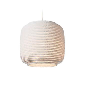 Graypants White Ausi Pendant Light 14