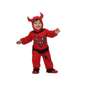 Baby Baby duivel halloween kostuum kostuums