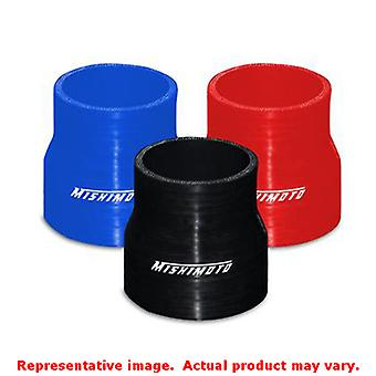 Mishimoto Silicone Couplers MMCP-25275BK Black 2.5in to 2.75in Fits:UNIVERSAL 0