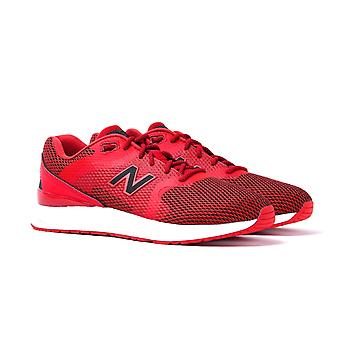 New Balance 1550 Red & Black Trainers