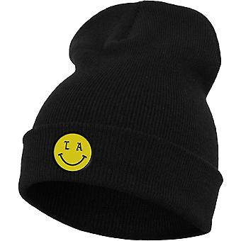 Mister Winter Hat Long Beanie - LA SMILE black tea