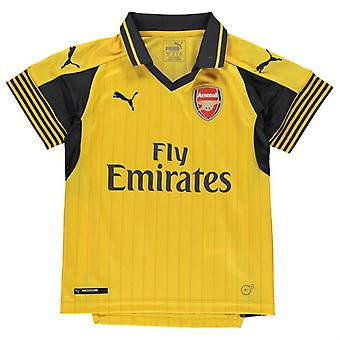2016-2017 Arsenal Puma Away Football Shirt (Kids)