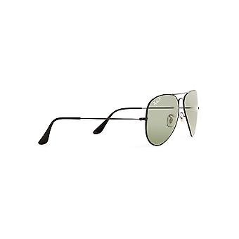 Ray-Ban Polarised Aviator Sunglasses Large RB3025 002/58