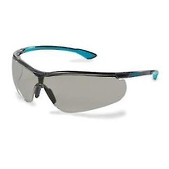 Uvex 9193-277 Sportstyle Grey Supravision Extreme Safety Spectacles