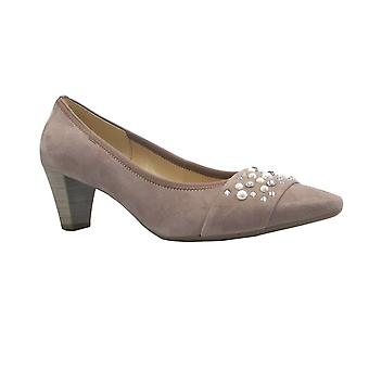 Gabor Womens Shoe 85.145 Nude