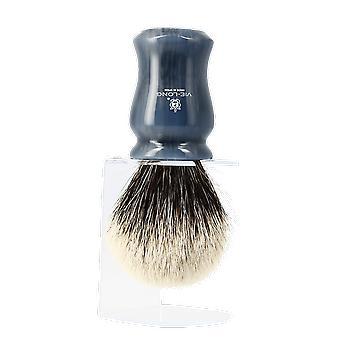 Vie-lange hvide grævling hår barbering børste REF. 16654