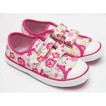 Agatha Ruiz De La Prada Agatha Ruiz De La Prada 172948 Covered Canvas Shoes