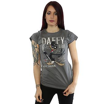 Looney Tunes Women's Daffy Duck Concert T-Shirt