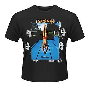 Def Leppard High And Dry T-Shirt