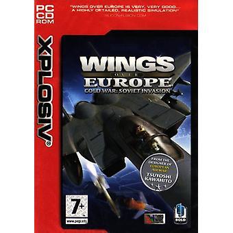 Vingar över Europa (PC CD)