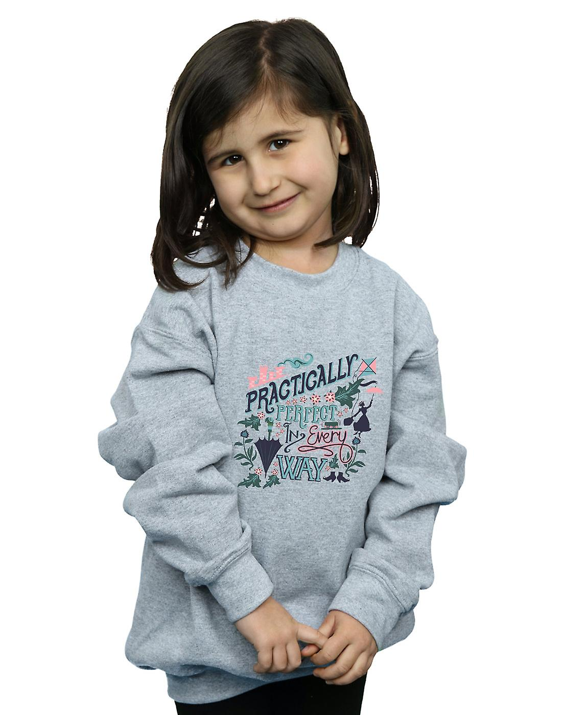 Disney jenter Mary Poppins praktisk Sweatshirt