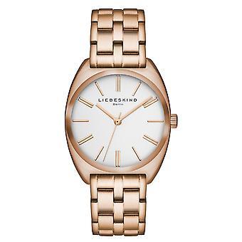 LIEBESKIND BERLIN ladies watch wristwatch stainless steel LT-0007-MQ