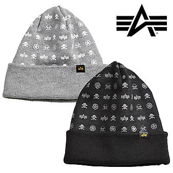 Alpha industries Beanie all over
