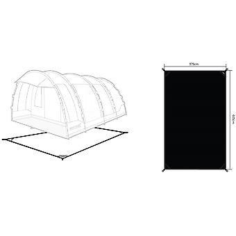 Regatta Vanern 6 Tent Footprint Ground Sheet - Black