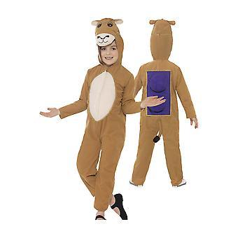 Cammello vestito costumi degli animali per i bambini