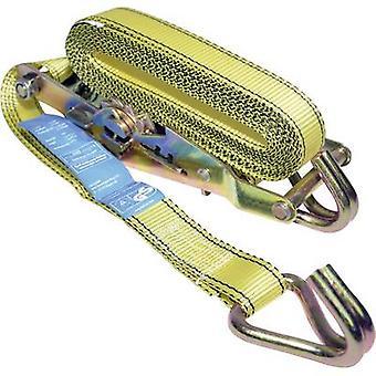Double strap Low lashing capacity (single/direct)=500 daN (L x W) 5 m x 25 mm