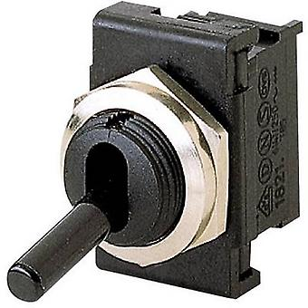 Marquardt 1823.1101 Toggle switch 250 V AC 6 A 1 x On/On IP40 latch 1 pc(s)