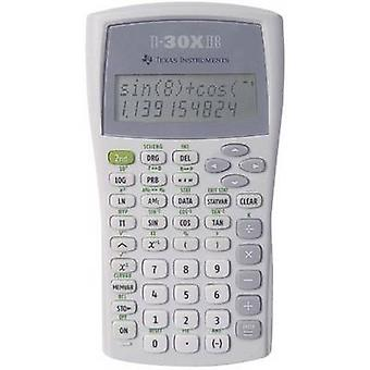 CAS calculator Texas Instruments TI-30 X IIB Silver Display (dig