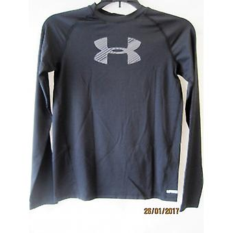 Under Armour of young T-Shirt HeatGear® fitted langärmlig