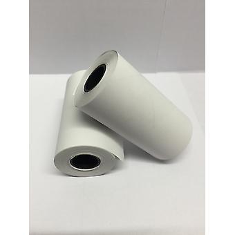 Honeywell Gent System 8000 Thermal Till Rolls / Receipt Rolls / Cash Register Rolls - Box of 20 Rolls - BPA Free Paper