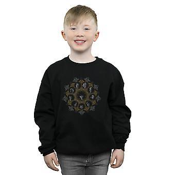 Fabeldyr gutter karakter Crest Sweatshirt