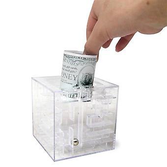 Money Maze - Geld Puzzel