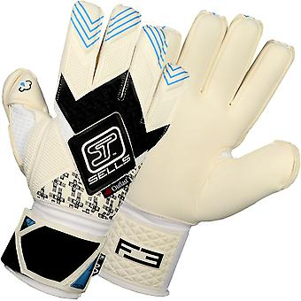 SELLS ELITE F3 AQUA CAMPIONE Goalkeeper Gloves Size