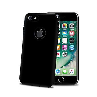 Celly Gelskin TPU iPhone 7/8 Black