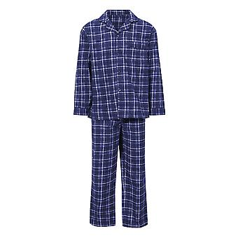 Champion Herren Cambridge gebürstete Baumwolle Check Pyjama