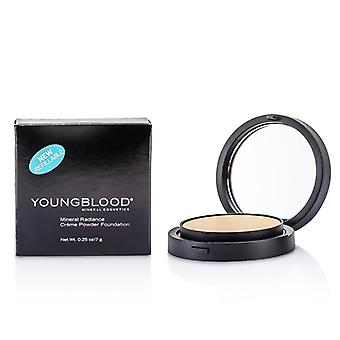 Youngblood Mineral Radiance Creme Powder Foundation - # Barely Beige 7g/0.25oz
