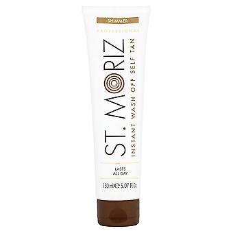 St Moriz Professional Shimmer Wash Off 150ml
