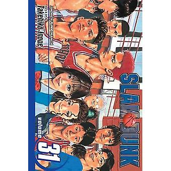 Slam Dunk - Tom 31 przez Takehiko Inoue - Takehiko Inoue - 9781421533