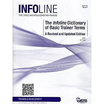 The Infoline Dictionary of Basic Trainer Terms by ASTD Press - 978156