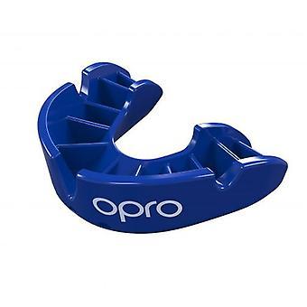 OPro brons Gen 4 mond bewaker blauw