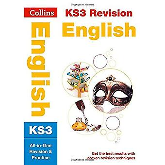 KS3 English: All-in-One Revision and Practice (Collins KS3 Revision and Practice - New 2014 Curriculum)