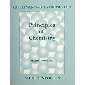 Prinsippene for kjemi: utfyllende øvelser, Student versjon
