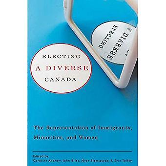 Valet en mångsidig Kanada: framställningen av invandrare, minoriteter och kvinnor