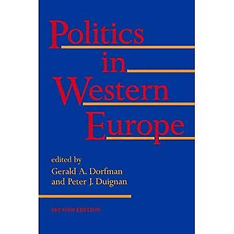 Politics in Western Europe (Hoover Inst Press Publication)
