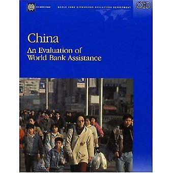 China: An Evaluation of World Bank Assistance