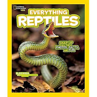 National Geographic Kids tout Reptiles (National Geographic Kids tout (broché))