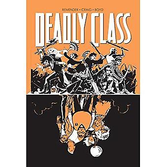 Dødbringende klasse bind 7
