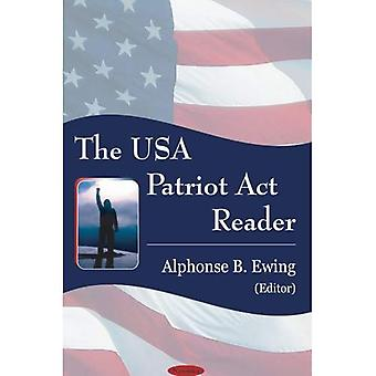 USA Patriot Act lector