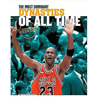 Most Dominant Dynasties of All Time (Legendary World of Sports)